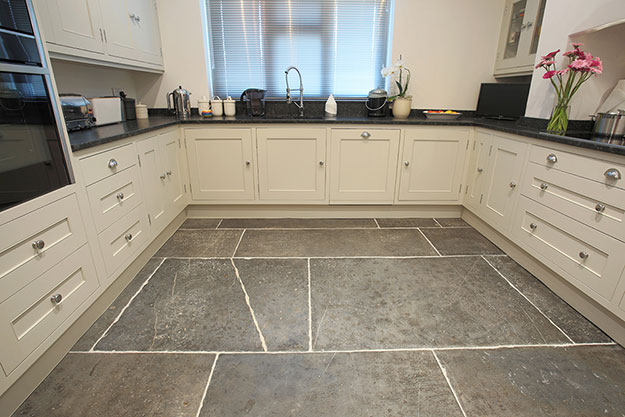 Flagstone Restoration - Glastonbury - Somerset - Case Study